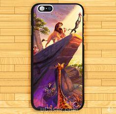 Hakuna Matata Lion King Disney iPhone Cases Case