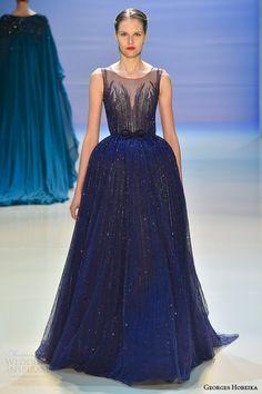 georges hobeika couture fall 2014 2015
