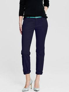 Love my navy blue and teal ones!!!  Roll-Up City Chino Product Image