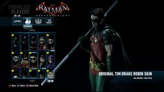 Some examples of line of models we was developing as a team. Many people was involved to make this playable characters, I was working mostly on the hairs, making proper bakes and textures for a quite a few character for this game. Arkham Knight, Batman Arkham, Tim Drake, A Team, Picture Video, Darth Vader, Teen, The Originals, Movie Posters