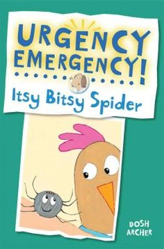 A spider arrives at City Hospital with some strange head injuries. How did this happen? And does it have anything to do with all the water rushing down the water spout? Early readers have never been such fun!  -Crystal