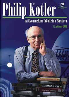 Philip Kotler Learn more about video marketing at: SemanticMastery.com