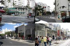 São Paulo, rua Oscar Freire
