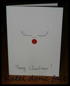 Pour ce défi du 17, j'ai réalisé 10 cartes de Noël (Julie, ma collègue en a fait une) en vue du Marché de Noël à l'école le mois prochain. ...