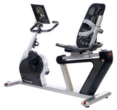Recumbent Exercise bike with 20 workout programs including target heart rate and 16 levels of resistance ~ http://ever-unfolding.net/13-amazing-indoor-cycling-benefits-need-aware/