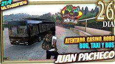 POP LIFE 4 Arma 3 #26 ATENTADO, CASINO, ROBO, BUG, TAXI Y BUS Gameplay E...