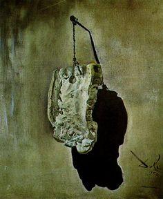 Cork (study for 'The Madonna of Port Lligat') - Dali Salvador Dali Artwork, Dali Paintings, Madonna, Dali Quotes, Salvador Dali Art, La Madone, Magritte, Spanish Artists, Kandinsky