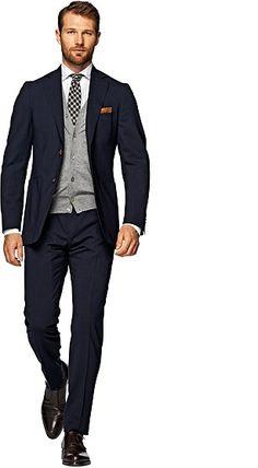 Suit_Navy_Plain_Havana_P3993