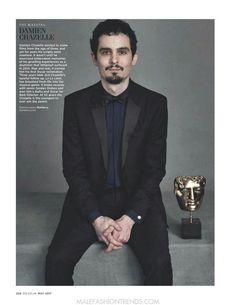 Damien Chazelle Best Director, Film Director, Damien Chazelle, Golden Globe Award, Screenwriting, Gq, Bond, Awards, Cinema