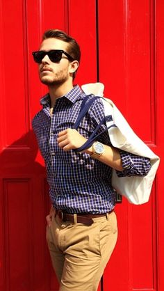 Men's casual style
