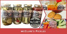 McClure's Pickles · Craft Test Sidekicks · Cut Out + Keep Craft Blog