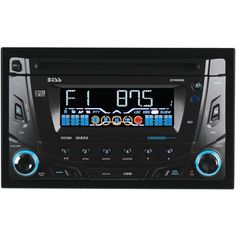BOSS AUDIO 870DBI Double-DIN In-Dash AM/FM/CD Receiver with Bluetooth(R)