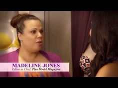 Check out these tips for shopping plus size bras, Beautiful! Bloggers discuss their favorite #Cacique bras. #LaneBryant Fashion TV.