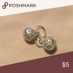 Premier Designs Earrings! Premier Designs silver-plated earrings. Really lightweight and delicate. No trades or PayPal. Quick shipper! Premier Designs Jewelry Earrings