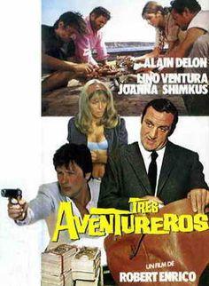 Tres Aventureros (1967) VOSE