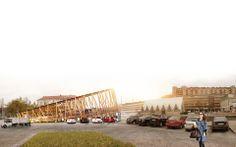 Laddningsstation | Kjellgren Kaminsky Architecture AB