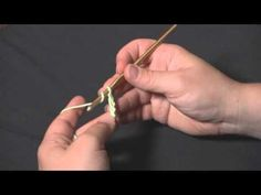 Video Tutorial: Foundation Double Crochet (FDC)