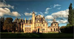 Schossberger Castle, Tura, Hungary One if the filming locations for The Secret of Moonacre