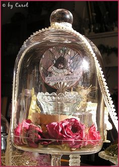 1000 images about cloches on pinterest bell jars glass domes and vignettes. Black Bedroom Furniture Sets. Home Design Ideas