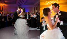 Katherine + Michael January Wedding | Bride & Groom 1st Dance | Carter Rose Photography @f8studiowedding