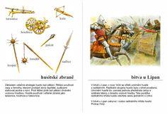 husitské zbraně a bitva u Lipan