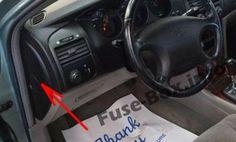 Chevrolet Epica (2000-2006) < Fuse Box location   Fuse box, Fuse box cover,  Chevrolet   Chevrolet Epica Fuse Box      Pinterest