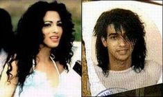 Men who became women Dana International - Singer, entertainer