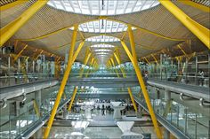 Barajas Airport (Madrid)