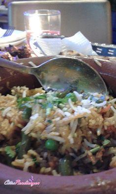biryani rice http://www.storycitra.com/2017/08/india-menu-in-bali-queens-restaurant.html