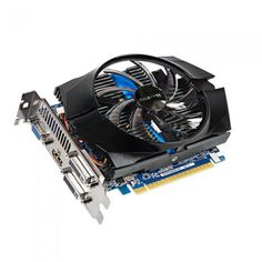 Powered by NVIDIA GeForce GT 740 GPU, Integrated with the first 2048MB DDR5 memory and 128-bit memory interface Graphics card,OC Edition - Core Clock: 1072MHz (Standard- 993MHz) #addocart  Features Dual-Link DVI-D / HDMI / D-Sub