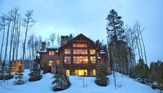 House vacation rental in Bachelor Gulch from VRBO.com! #vacation #rental #travel #vrbo