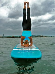 Paddle Diva Jessica Bellofatto balances with ease on her Boga Yoga board. cant wait for spring. Yoga Session, Yoga Poses, Sup Yoga, Sup Surf, New Hobbies, Beach Bum, Paddle Boarding, Yoga Inspiration, Kayaking