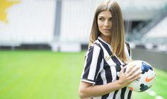Cristina Chiabotto - ragazza juventina #juve #juventus #CristinaChiabotto