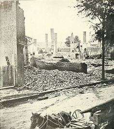 The Civil War 150th Blog: Battle of Baton Rouge. Damage to the town of Baton Rouge