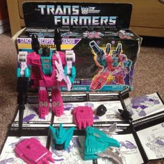 Vintage g1 #transformers snaptrap 100% #complete #original mib boxed,  View more on the LINK: 	http://www.zeppy.io/product/gb/2/201536932435/