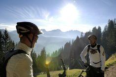 Mountainbiken im Montafon   https://www.kristberg.at/sommer-montafon-mountainbiken.html