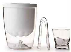Polar ice bucket. By Qualy Design.