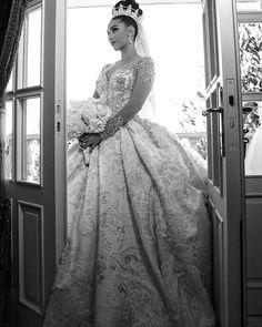 Walid Shehab Haute Couture. Follow us @SIGNATUREBRIDE on Twitter and on FACEBOOK @ SIGNATURE BRIDE MAGAZINE