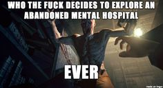 #Outlast Problems via Reddit user phillipr82