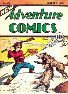 New Adventure Comics #23