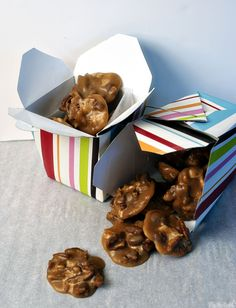 New Orleans Bacon Pralines
