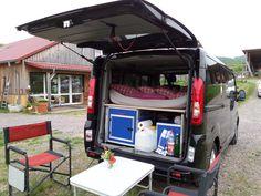 Campervan conversion Renault Trafic Find more on the blog https://caemperinsaenity.wordpress.com/