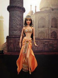 MISS BEAUTY DOLL 2014 INDIA - MISS EGYPT - Egipto