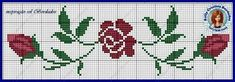 All Details You Need to Know About Home Decoration - Modern Cross Stitch Borders, Cross Stitch Rose, Cross Stitch Designs, Cross Stitch Embroidery, Bead Loom Bracelets, Beading Projects, Bargello, Loom Beading, Sewing Clothes