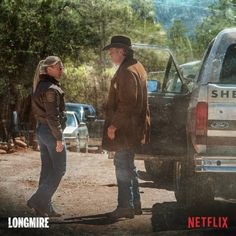 'Longmire' season 5 rumors: Will it be Walt-Vic or Walt-Donna in season show anticipated to air in September - Vine Report Vic Longmire, Longmire Series, Robert Taylor Longmire, Walt Longmire, Vic Moretti, Craig Johnson, A Clash Of Kings, A Dance With Dragons, Native American Warrior