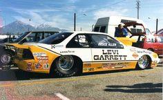 Reher & Morrison Levi Garrett Chevy Lumina driven by Bruce Allen