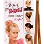 Pony-O for Buns – Best Ballet Bun Tool Ever