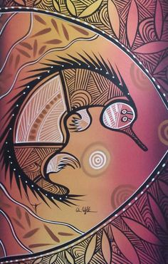 Colin Wightman Aboriginal Art Aboriginal Dot Art, Aboriginal Painting, Aboriginal Culture, Dot Painting, Cultural Crafts, Art Courses, Australian Art, Indigenous Art, Native Art