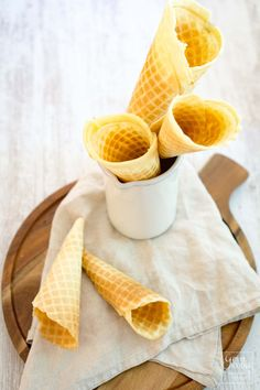 Recipe: make ice cream waffles yourself – our basic recipe – gernekochen.de Recipe: make ice cream waffles yourself – our basic recipe – gernekochen. Ice Cream Bread, Banana Ice Cream, Make Ice Cream, Ice Cream Party, Banana Recipes, Ice Cream Recipes, Cake Recipes, Snack Recipes, Dessert Recipes