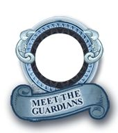 The Guardians of Childhood - a new series.